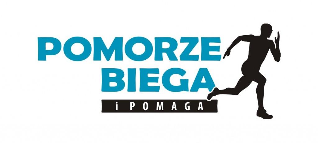 POMORZE BIEGA I POMAGA_logo_kolor
