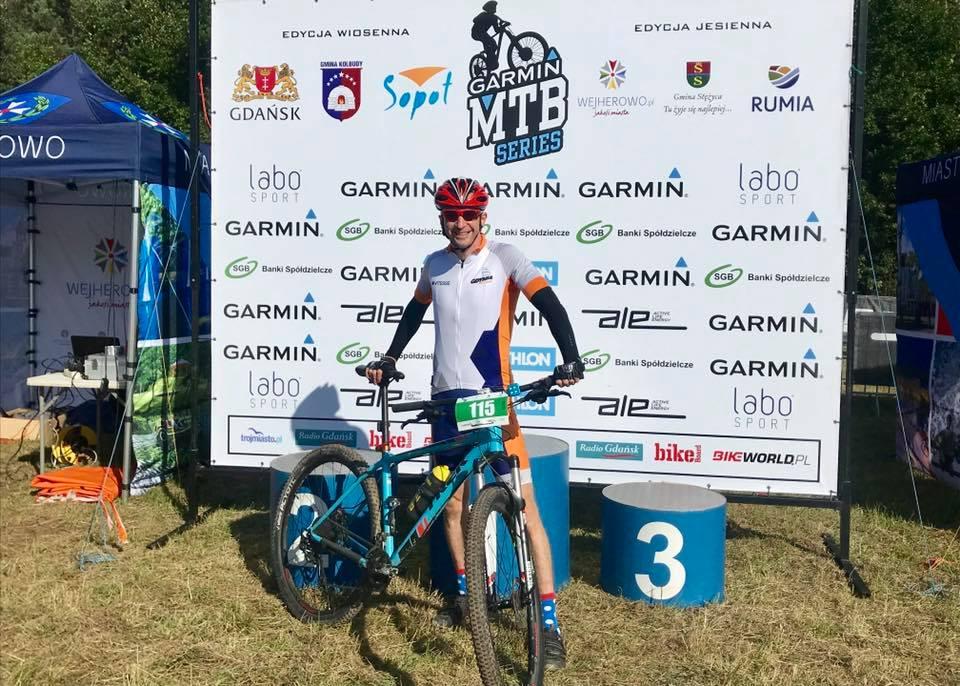 Garmin MTB Series 2019 - Wejherowo - Piotr Suchenia