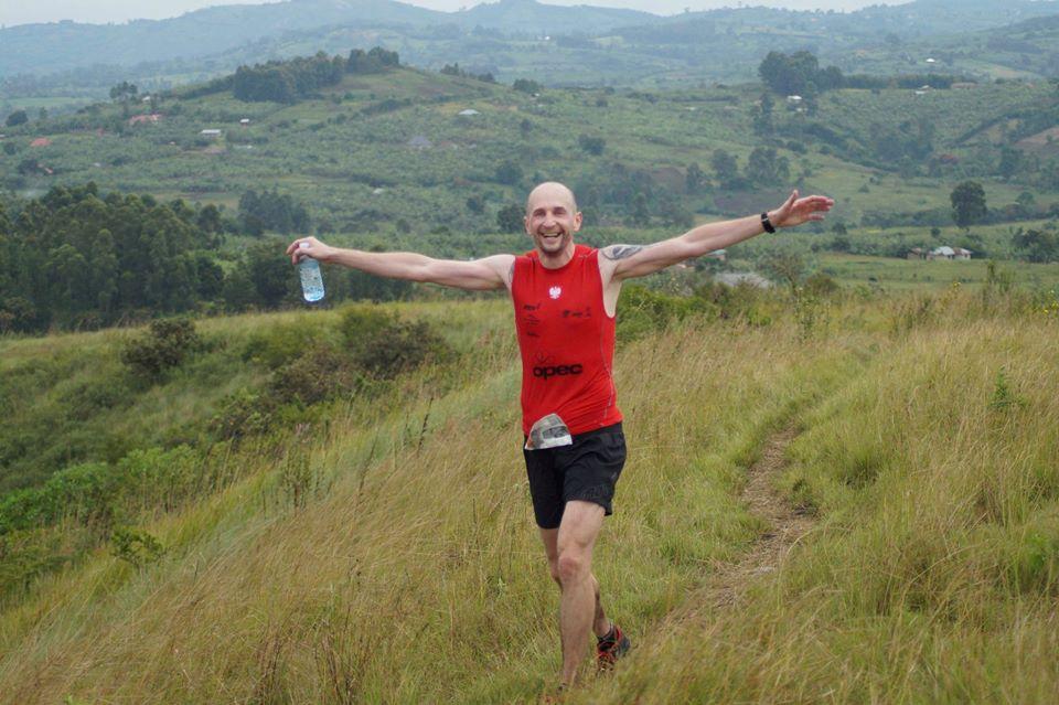 Piotr Suchenia - Uganda Marathon 2019